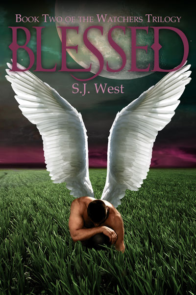 Blessed Cover Art by SJ West