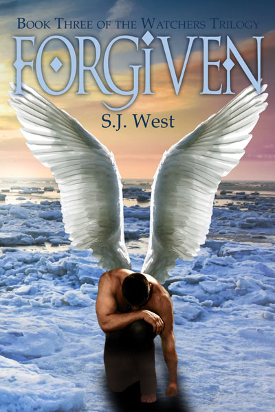 Forgiven Cover Art by SJ West