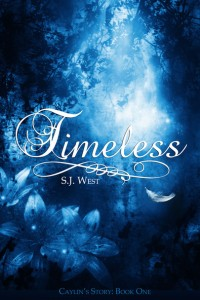 Timeless by SJ West Cover Art