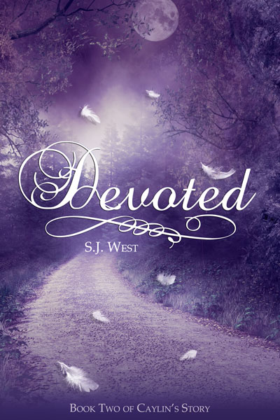 Devoted by SJ West Cover Art